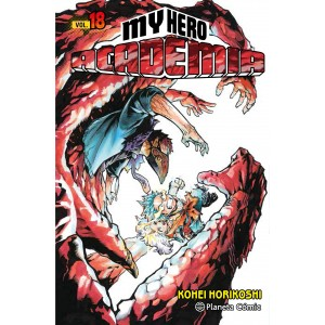 My Hero Academia nº 18