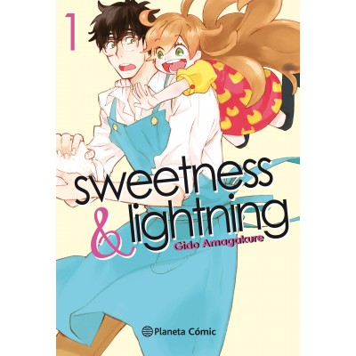 Sweetness & Lightning nº 01