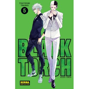 Black Torch nº 05