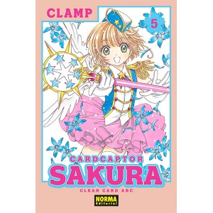 Card Captor Sakura Clear Card Arc nº 05