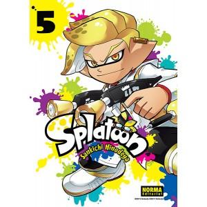 Splatoon nº 05