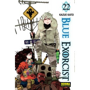 Blue Exorcist nº 22