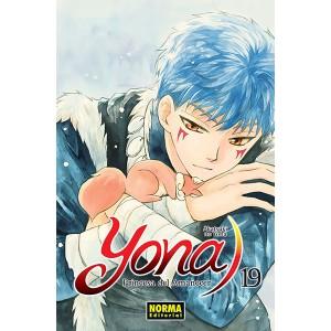 Yona, princesa del amanecer nº 19