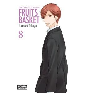 Fruits Basket Edición Coleccionista nº 08