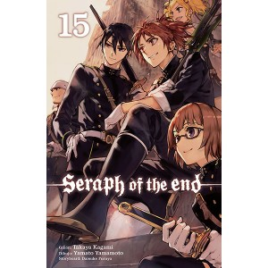 Seraph of the End nº 15