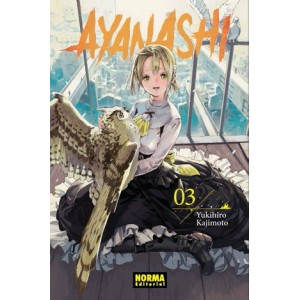 Ayanashi nº 03
