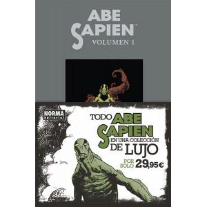 Abe Sapien Integral nº 01