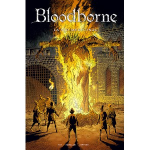 Bloodborne nº 02: La sed medicinal