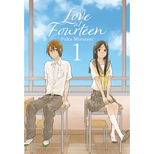 Love at Fourteen nº 01