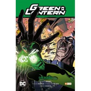 Green Lantern vol. 02: Sin miedo