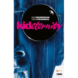 Kid Eternity (Biblioteca Grant Morrison)