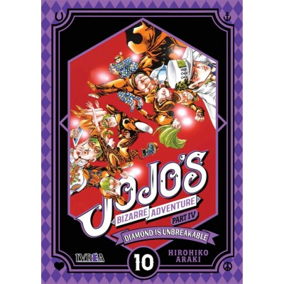 JoJo's Bizarre Adventure Parte 04: Diamond is Unbreakable nº 10