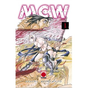 Mad Chimera World nº 01