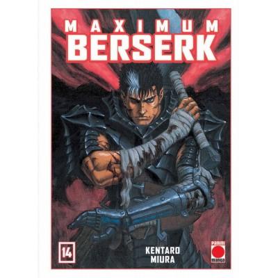 Berserk Maximum nº 14
