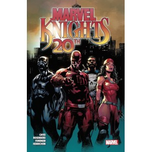 100% Marvel. Marvel Knights: 20 años
