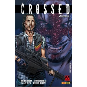 Crossed nº 11