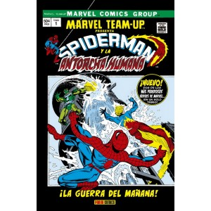 Marvel Gold. MArvel Team-Up nº 01
