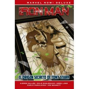 Marvel Now! Deluxe. Iron Man de Kieron Gillen nº 02