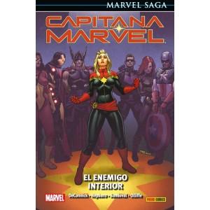 Marvel Saga nº 87. Capitana Marvel nº 03