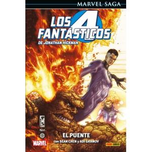 Marvel Saga nº 88. Los 4 Fantásticos de Jonathan Hickman nº 01