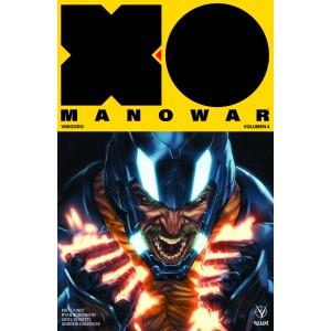 XO Manowar nº 04 (Tomo recopilatorio)