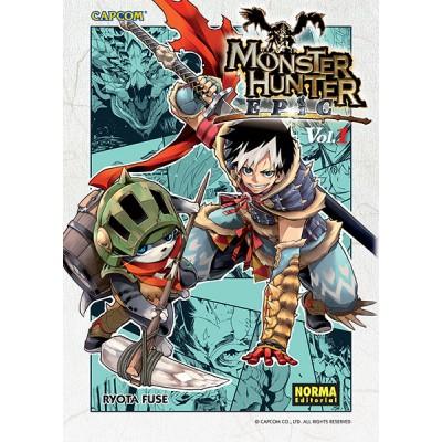 Monster Hunter Epic nº 01