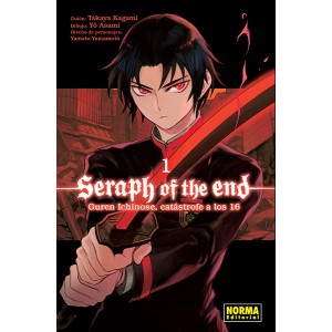 Seraph of the End: Guren Ichinose, catástrofe a los 16 nº 01