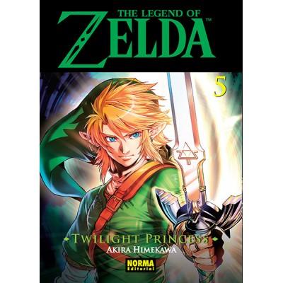The Legend of Zelda: Twilight Princess nº 05
