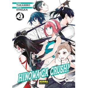 Hinowa ga Crush! nº 02