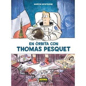 En órbita con Thomas Pesquet