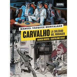 Carvalho: La soledad del manager