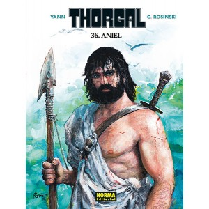 Thorgal nº 36: Aniel