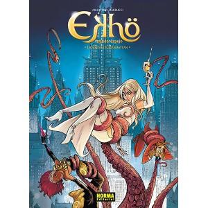 Ekho Mundo Espejo nº 08: La sirena de Manhattan