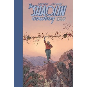 Shaolin Cowboy nº 02
