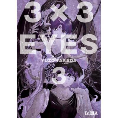 3x3 Eyes nº 03