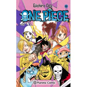 One Piece nº 88