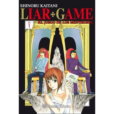 Liar Game nº 05 (Nueva edición)