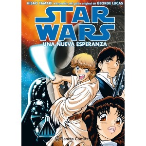 Star Wars Manga - Episodio IV: Una nueva esperanza