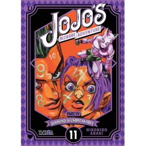 JoJo's Bizarre Adventure Parte 04: Diamond is Unbreakable nº 11