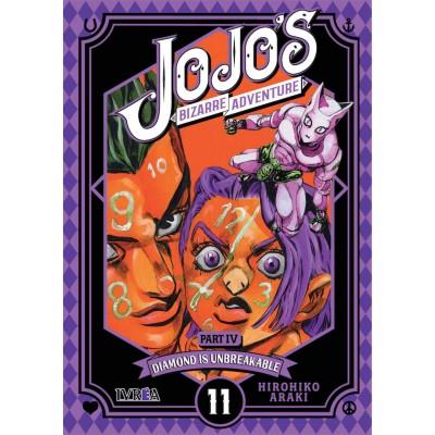 JoJo's Bizarre Adventure Parte 04: Diamond is Unbreakable nº 11