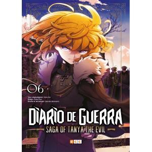 Diario de guerra - Saga of Tanya the Evil nº 06