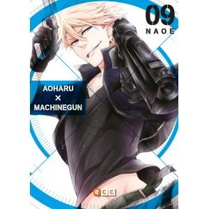 Aoharu x Machinegun nº 09
