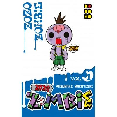 Zozo Zombie nº 01