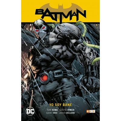 Batman: Yo soy Bane (Batman Saga)