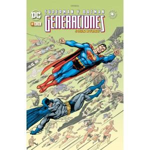 Superman y Batman: Generaciones (Edición integral)