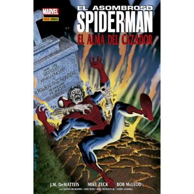 100% Marvel HC. El Asombroso Spiderman: El alma del cazador