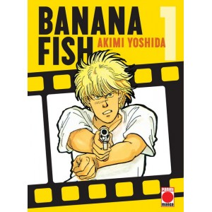 Banana Fish nº 01