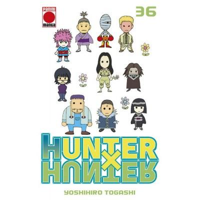 Hunter x Hunter nº 36