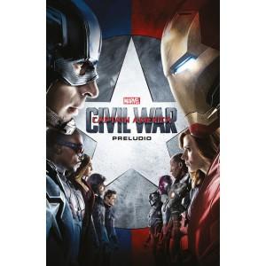 Marvel Cinematic Collection nº 07: Captain America: Civil War - Preludio