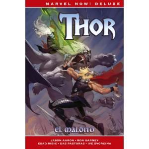 Marvel Now! Deluxe. Thor de Jason Aaron nº 02